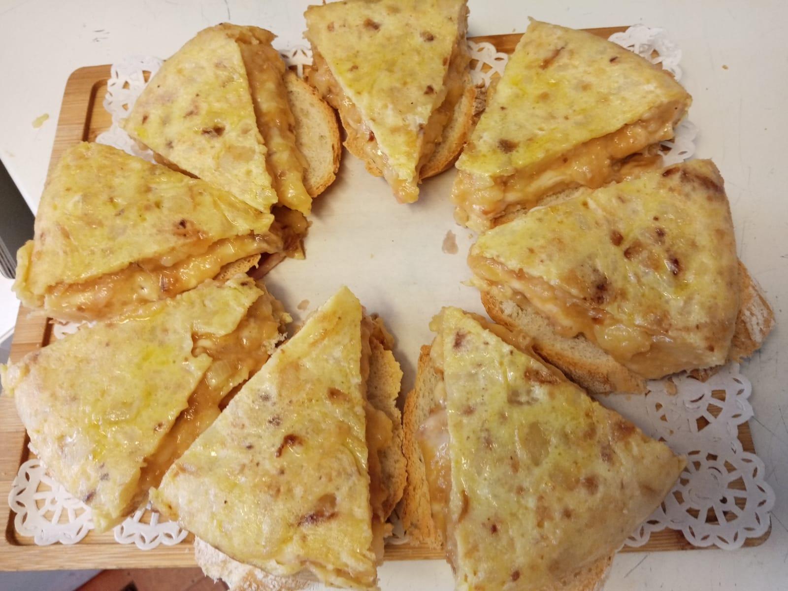 Tortilla de Pintxos